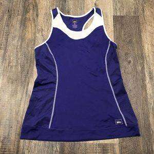 REI Tops - REI Racerback Workout Tank Top